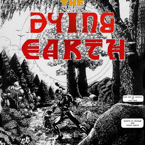 dying earth Steve Smith